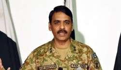 """ترجمان پاک فوج کی مسلسل دوسرے روز بھارت پر """"سرجیکل اسٹرائیک"""""""