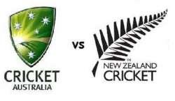 آسٹریلیا اور نیوزی لینڈ الیون ٹیموں کے درمیان آخری اور فیصلہ کن ون ..