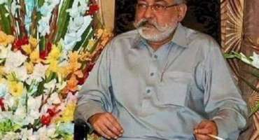 پیرپگارا کا گھوٹکی کے ضمنی انتخاب میں آزاد امیدوار احمد علی مہر کی ..
