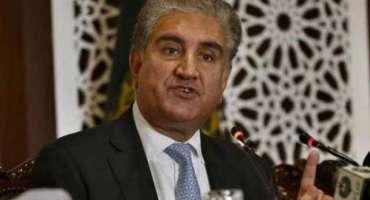 کشمیر کی لڑائی دنوں ہفتوں کی نہیں ،لمبی لڑائی ہے، شاہ محمود قریشی