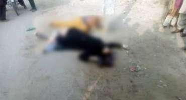 خانیوال،ماں بیٹی کو قتل کرنے والا ملزم گرفتار