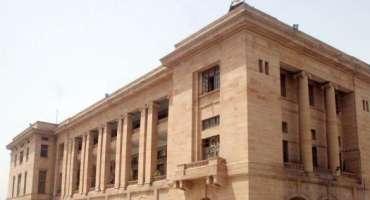 کرپشن معاملے پر ضلع بدین کے رہائشی عبداللہ ملاح نے سندھ ہائیکورٹ کے ..