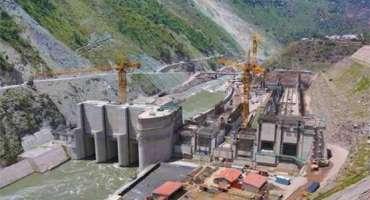 نیلم جہلم بجلی گھر میں گنجائش سے زیادہ بجلی کی پیداوار شروع