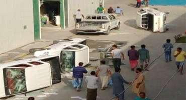 قطر میں بھارتی اور سری لنکن مزدوروں کا پُرتشدد احتجاج، توڑ پھوڑ اور ..