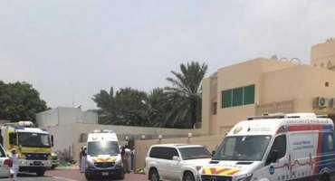 فجیرہ میں گھر میں آتش زدگی سے دو ننھے بچے جاں بحق ہو گئے