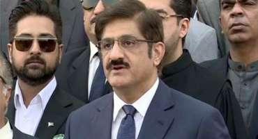 وزیراعلی سندھ کا شدید بارشوں سے متاثرہ علاقوں عمرکوٹ، میرپورخاص، جھنڈو، ..