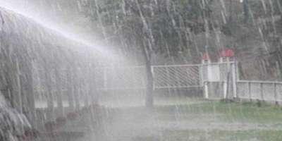 سرگودھا اور گردونواح میں طوفانی بارش سے علاقے جل تھل ہوگیا