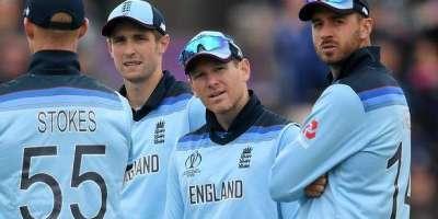 انگلینڈ کی کرکٹ ٹیم پاکستان کا دورہ کرنے کیلئے تیار ہے