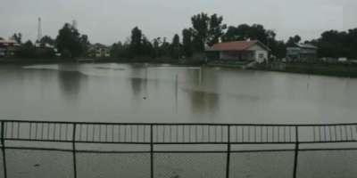 نچلے درجے کے سیلاب کاسامنا کرنے کے لیے حفاظتی اقدامات مکمل جبکہ 57 افراد ..