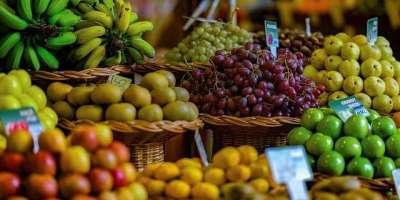صوبائی دارالحکومت لاہور میں فی کلو پھلوں کے نرخ
