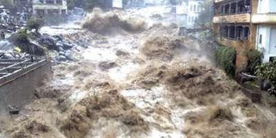 محکمہ موسمیات کی آئندہ 72 گھنٹوں کے دوران دریائے راوی اور چناب کے 10 ..