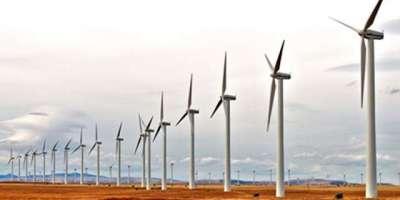 ملک میں ہوا سے بجلی پیدا کرنے کے منصوبوں  کے معاہدوں پر دستخط، مجموعی ..