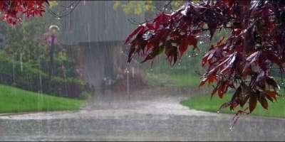 محکمہ موسمیات نے مزید بارش، آندھی طوفان اور ژالہ باری کی پیشن گوئی ..
