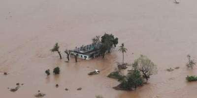 موزمبیق میں طوفان کے باعث ہلاکتیں، تعداد ایک ہزار تک ہو جانے کا خدشہ