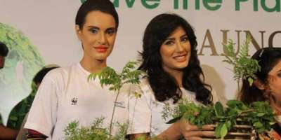 پاکستان سمیت دنیا بھر میں یوم ارض پیر کو منایا گیا