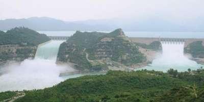 پاکستان میں آبی ذخائر کی کمی کی وجہ سے صرف 13ملین ایکڑ فٹ پانی ذخیرہ ..