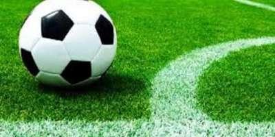 پنجاب انٹر ڈسٹرکٹ فٹ بال ٹورنامنٹ آئندہ ماہ کھیلا جائے گا