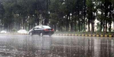ملک بھر میں بارش کے نئے سلسلے کی پیشگوئی ،موسم کی خشکی ختم اور سموگ ..