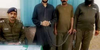 زیادتی ویڈیوکیس ،گینگ کی گرفتاری سے راولپنڈی پولیس نے عالمی شہرت حاصل ..