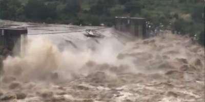 مختلف آبی ذخائر میں پانی کی آمد و اخراج کے اعداد وشمار جاری