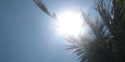 محکمہ موسمیات کی ملک کے بیشتر علاقوں میں موسم خشک ، بالائی علاقوں میں ..