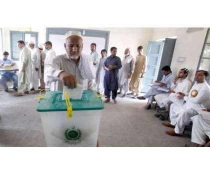 آزاد کشمیر انتخابات ک انعقاد میں چند گھنٹے باقی