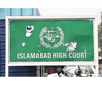 اسلام آباد ہائیکورٹ ،زبردستی انسداد کورونا ویکسین لگوانے کیخلاف ..