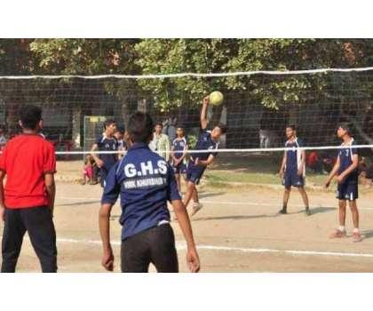 قومی مینز تھروبال چیمپئن شپ 5 اگست سے شروع ہوگی