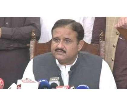 وزیراعلیٰ عثمان بزدار کا پاکستان کو برطانوی ریڈ لسٹ سے نکالنے کے فیصلے ..