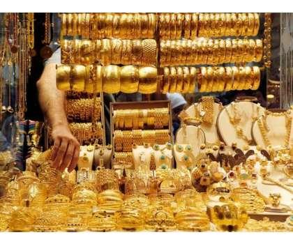 عالمی مارکیٹ میں 2 ڈالر کی کمی سے فی اونس سونا 1787ڈالر ہو گیا