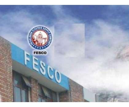 فیسکو  کا  مختلف علاقوں میں بجلی کی بندش کا شیڈول جاری