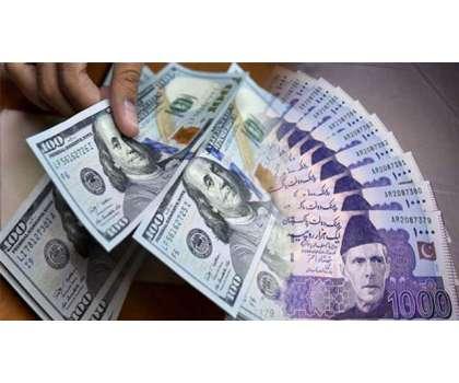انٹر بینک اور مقامی اوپن کرنسی مارکیٹ میں ے پاکستانی روپیہ کی قدرگراوٹ ..