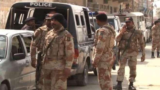 سندھ رینجرز نے جیکب آباد میں بھارتی چھالیہ اسمگل کرنے کی کوشش ناکام ..