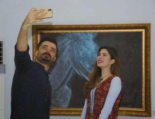 حمزہ علی عباسی 25 اگست کو اداکارہ نمل خاور کے ساتھ شادی کرلیں گے