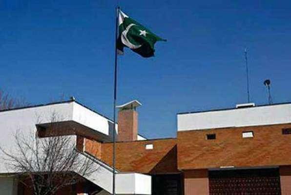 افغانستان میں پاکستانی سفارت کاروں پر حملہ