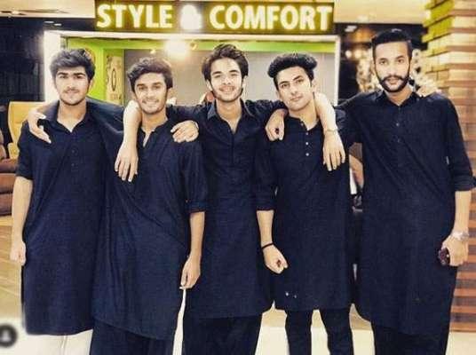 معروف ٹک ٹاک سٹار دانیال خان اپنے 3 دوستوں کے ہمراہ کار حادثے میں جاں ..