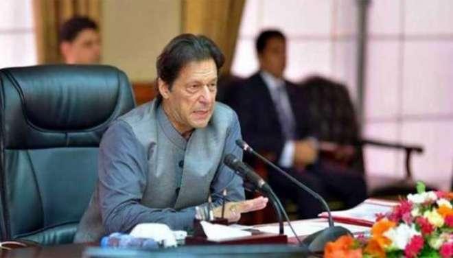 وزیراعظم عمران خان نے تمام سیاسی مصروفیات ترک کردیں