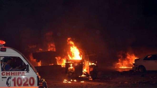 جنوبی وزیرستان میں دھماکا، سیکیورٹی فورسز کے 2 اہلکار شہید