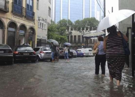 برازیل میں طوفانی ہوائیں اور بارش سے دو افراد ہلاک،متعددزخمی
