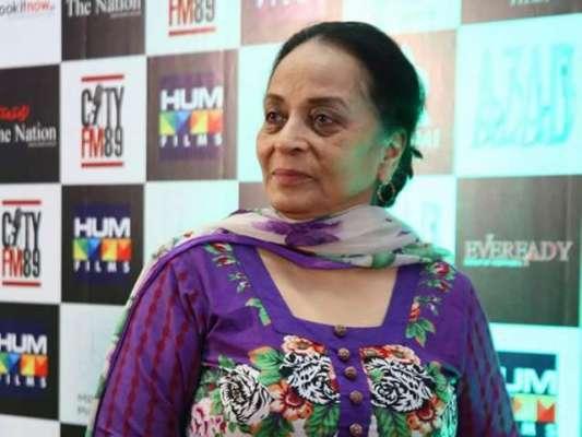 اداکارہ ذہین طاہرہ کوکراچی میں سپردخاک کر دیا گیا