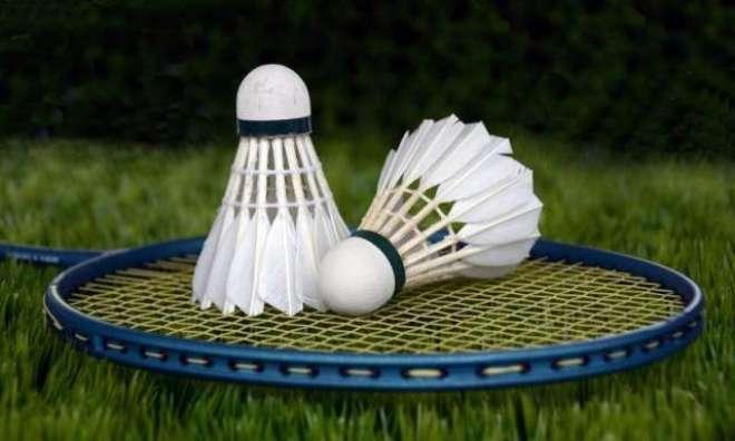 پشاور زلمی بیڈمنٹن ٹورنامنٹ عماد خان نے جیت لیا
