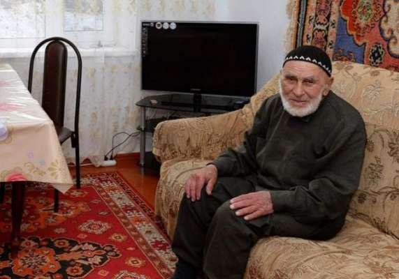 دنیا کے بزرگ ترین انسان   ہونے کے دعوے دار 123 سال کی عمر میں چل بسے