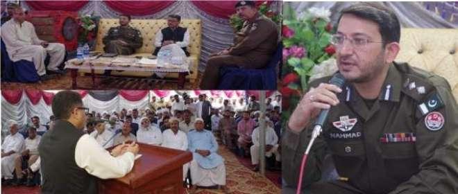 وزیر اعلی پنجاب کے احکامات پر ضلع انتظامیہ اور پولیس کی طرف سے کھلی ..