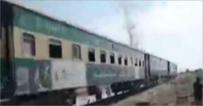 ٹرین میں سفر کرنے والوں پر نئی پابندیاں عائد کر دی گئیں
