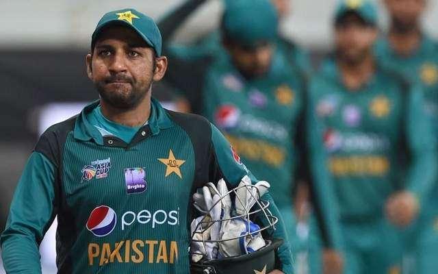 سرفراز احمد نے قومی ٹیم کی موجودہ کارکردگی کا تسلسل جاری رہنے پر ورلڈکپ ..