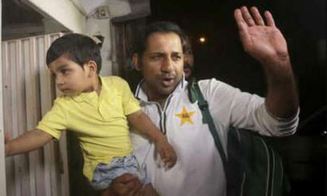 سرفراز احمد کے استاد اب ان کے بیٹے کو بھی کرکٹ سکھانے لگے