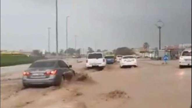 امارات میں خراب موسم کے حوالے سے وارننگ دے دی گئی