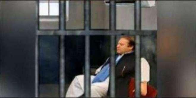 پنجاب حکومت نے نوازشریف کو جیل میں دی گئی سہولتوں سے متعلق شہبازشریف ..