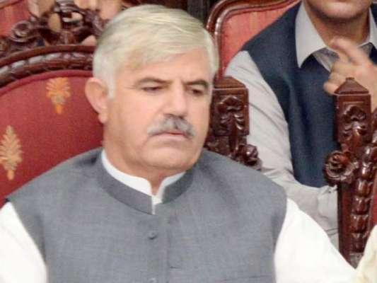 وزیراعلی خیبر پختونخوا محمود خان کی زیرصدارت کابینہ اجلاس کا انعقاد ..