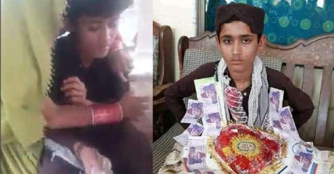 نوجوان ہندو لڑکے نے کلمہ پڑھ کر اسلام قبول کر لیا